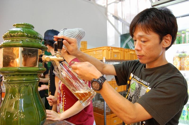 横浜ビールは「横浜オクトーバーフェスト」限定ビールに、なんと地元横浜産の小麦を使った「瀬谷の小麦ビー...