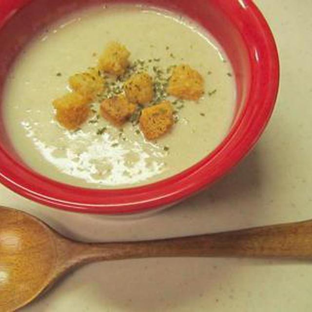 身体がよろこぶ根野菜スープ