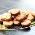 混ぜて切って焼くだけ!卵乳製品不使用のアイスボックスクッキー