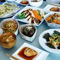 【続・日本のおもてなし朝ご飯】季節の野菜料理/常備菜など16品で朝ご飯です♪