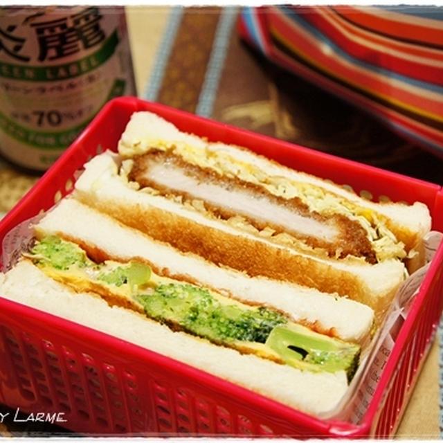 大人のサンドイッチ