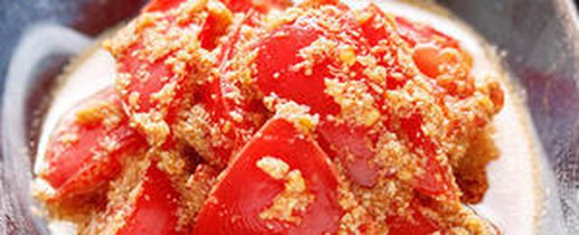 「ごま」がポイント!夏に食べたいトマトのお手軽副菜レシピ
