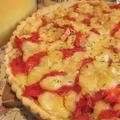 南仏の昼ごはん♪トマトのタルト