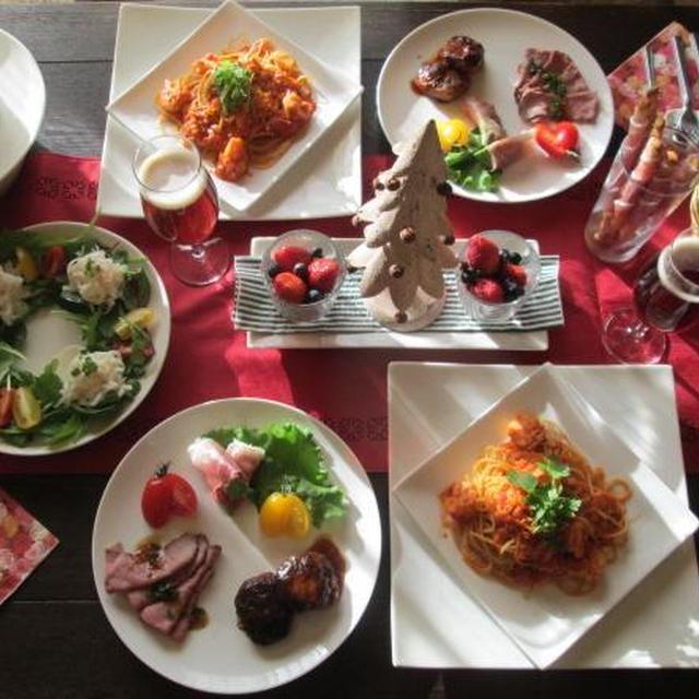 【レシピ】2012・おうちでChristmas