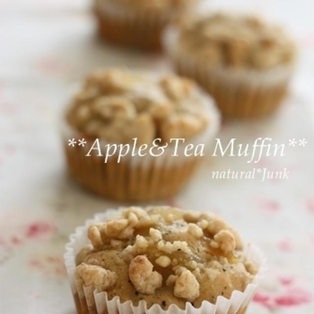 BPで簡単!チョコバニラマフィン♪&酵母のMilkTea Muffin