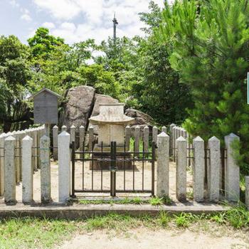 山口県防府市桑山(くわのやま)塔の尾古墳