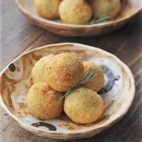 ■【ヤマキだし部】おだしで茹でた里芋のもっちりふんわりコロッケ♪