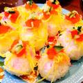 ミニ丸チラシ寿司