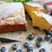 今が食べごろ♪旬のブルーベリーで作る絶品ケーキレシピ