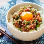 試してみたい♪「ネギトロ丼」の簡単アレンジレシピ5選