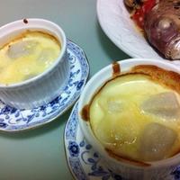 里芋のゴルゴンゾーラソースグラタン