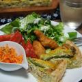 冷凍パイシートで手軽に☆豆腐のキッシュ by 杏さん