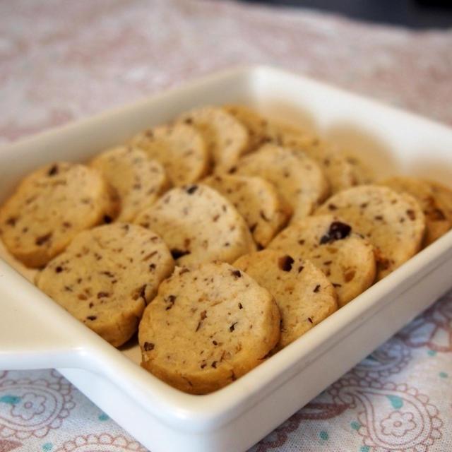 甘栗練乳さくさくクッキー