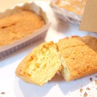 バニラミニパウンドケーキ♪