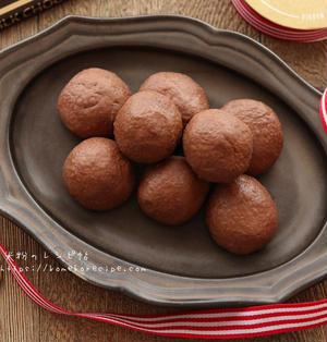 材料2つ!簡単チョコクッキーの作り方