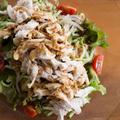 野菜たっぷり!棒棒鶏(バンバンジー)。【レシピ】