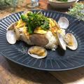 今が旬のアサリで免疫力アップ☆菜の花アサリ♬寿司