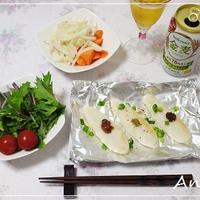 ☆夏野菜と笹かまのおつまみ☆
