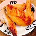 【またまたトースターレシピ!】中華風手羽先チキンとこぼうの唐揚げ