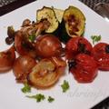 オーブンまかせの☆焼き野菜