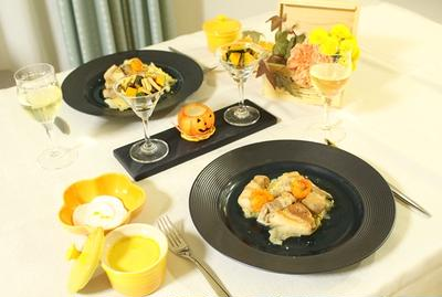 Halloween Dinner☆