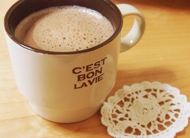 豆乳ココアのレシピ10選♪ やさしい甘さでほっこりタイムの画像