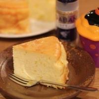 *さつまいものチーズケーキ*