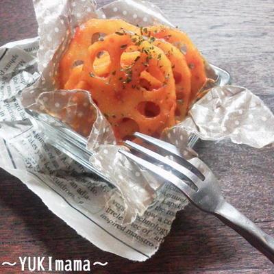 お弁当に〜ハニートマトれんこん(常備菜)〜