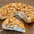 私のCafeで注文殺到した「アップルチーズタルト」!