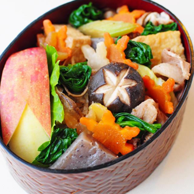 12月3日 月曜日 豚すき丼