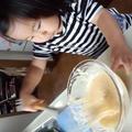 ホットケーキIN粉ミルク