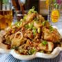 【レシピ】フライパンひとつで♬めちゃウマ油淋鶏♬