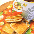 【うちレシピ】リンゴジャム・トースト☆シナモン風味 by yunachiさん
