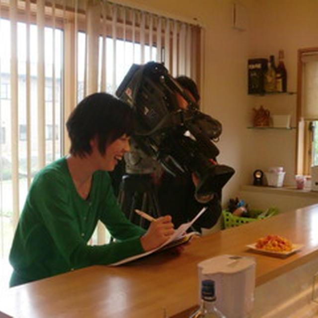 「子供を野菜好きにしよう」*BBT富山テレビさんの取材