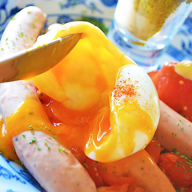 ウフ・マヨ の サプライズバージョン 特別な日の朝食にも