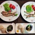 手伝ってもらった肉団子de簡単華焼売風♪☆♪☆♪ by みなづきさん