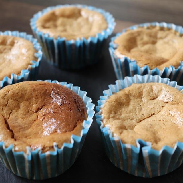 【簡単!おススメ】材料5つで作れちゃう!市販のキャラメルで♪キャラメル・バスクチーズケーキ