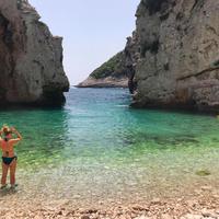 イタリア・クロアチア旅行2019年6月16 9日目 アイランドホッピング