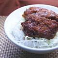 リメイクレシピ!ソースカツ丼