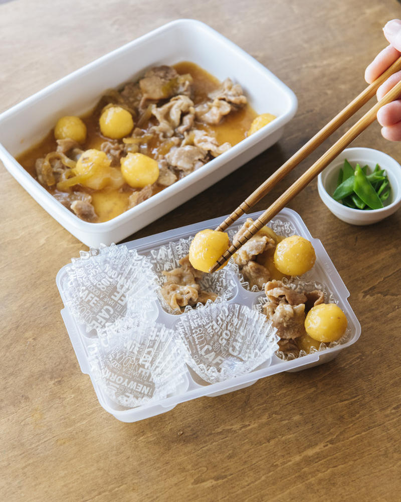 冷凍弁当 食べ方