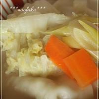 簡単美味しい!鍋餃子♪
