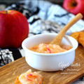 《レシピ》レンジで簡単・バニラ香るりんごバター。