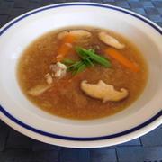 れんこんのおろしスープ