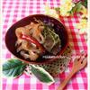 鶏レバーとたっぷり玉ねぎの赤ワインバルサミコ煮