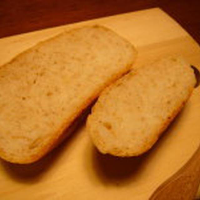 きのうのおつまみ  ライ麦パン