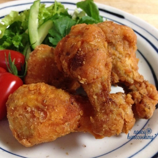 チキン レシピ ケイジャン
