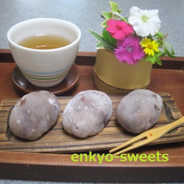 季節の和菓子☆亥の子餅