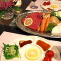 切る!焼く!食べる!のホッとプレートで焼き肉 by shoko♪さん