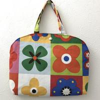 花柄の「ミニバッグ」を作りました♪