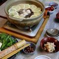 ◆鶏つくね団子でレモン鍋のおうちごはん♪ by fellowさん
